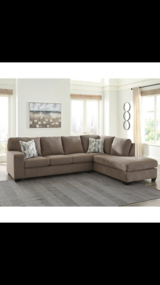 "USA QUALITY ""COMFY"" SOFA CHAISE SECTIONAL WITH PILLOWS+ WARRANTY:) in Vista, California"