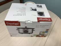 Prestige. Slow  cooker. 3.5l. Unused in box in Lakenheath, UK