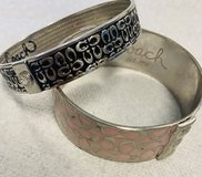Coach Set of Bangles in Plainfield, Illinois
