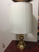 table lamp in Fort Lewis, Washington