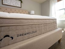 Premier DreamCloud Cal-King Mattress in Beaufort, South Carolina