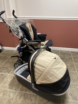 Stroller and bassinet combo in Aurora, Illinois
