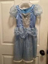 Cinderella dress and accessories in Chicago, Illinois