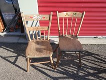 2 vintage chairs in Chicago, Illinois