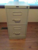 File cabinet with keys in Plainfield, Illinois