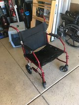 Wheelchairs in Nellis AFB, Nevada