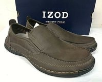 Izod Thomas NWT/Box Men's Memory Foam Slip On Casual Dress Shoes. in Fort Bliss, Texas
