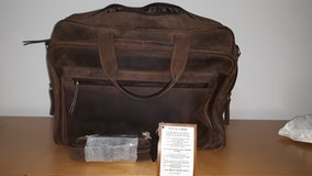 """Stillord"" leather briefcase in Ansbach, Germany"