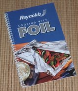 Reynolds Cooking with Foil Spiral Bound Book in Bolingbrook, Illinois