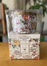 Simply Indulgent Luxury 3 Wick Soy Candle - Honeysuckle Bloom in 29 Palms, California
