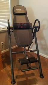 Inversion Table---Heated and Vibrating Like New in Alamogordo, New Mexico