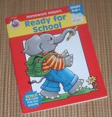 Ready for School Homework Helper Grades PreK to 1 Soft Cover Book in Morris, Illinois