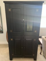 TV console or storage armoire in Kingwood, Texas