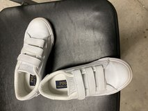 White Polo Ralph Lauren shoes in Camp Lejeune, North Carolina