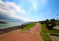 Oceanview! 3Bed 2bath apt in chatan in Okinawa, Japan