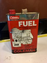 Vintage Coleman Stove/Lantern Fuel in St. Charles, Illinois