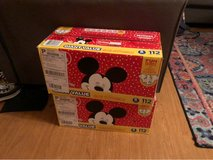 2 size 6 cases Huggies diapers in Okinawa, Japan