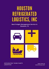 Houston Refrigerated Logistics, Inc in Houston, Texas