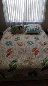 Beach Theme Bedding in Cherry Point, North Carolina