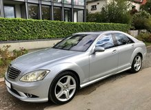 Mercedes S500 AMG - only 16k miles / FULLY LOADED ! LIKE NEW ! **REDUCED** in Wiesbaden, GE