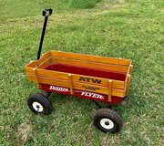 Radio Flyer Red Wagon REDUCED PRICE in Kingwood, Texas