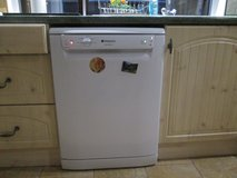 Hotpoint Aquarius Dishwaher in Lakenheath, UK
