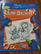 Disney Learn how to draw Lilo & Stitch in St. Charles, Illinois