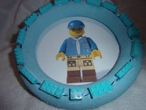 Baby shower nursery decor lego motif. New. in Fort Hood, Texas