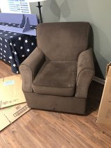 Brown Comfy Rocker in Bolingbrook, Illinois