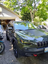 2020 Jeep Cherokee Trailhawk in Chicago, Illinois