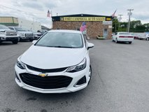 2019 CHEVROLET CRUZE PREMIER SEDAN 4-Cyl 1.4 TURBO Liter in Clarksville, Tennessee
