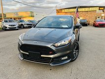 2018 FORD FOCUS ST HATCHBACK 4D 4-Cyl ECOBOOST 2.0L TURBO in Fort Campbell, Kentucky