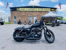 2019 HARLEY-DAVIDSON XL883 IRON UNLEADED GAS in Fort Campbell, Kentucky