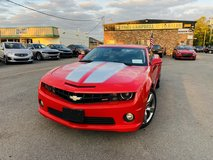 2011 CHEVROLET CAMARO SS COUPE 2D V8, HO, 6.2 L in Fort Campbell, Kentucky