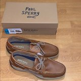NWT/Box Paul Sperry Men's Intrepid Boat Shoes in Fort Bliss, Texas