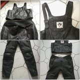 Motorcycle leather riding suit in Wiesbaden, GE