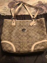 Coach purse in The Woodlands, Texas