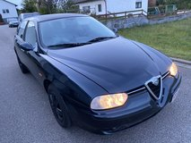 Alfa Romeo 156 Sportwagon only 54300 mls AC winter tires new inspection free delivery in Hohenfels, Germany
