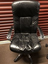 Executive desk chair in Plainfield, Illinois