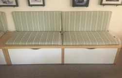 Bench Cushions Seat Pads (6 available) in Bolingbrook, Illinois