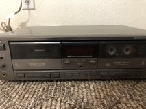 JVC Stereo Double Cassette Player in Alamogordo, New Mexico