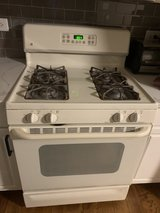 GE Gas Oven in Bolingbrook, Illinois
