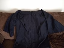 2 Graduation gowns 1 black 1 grey in Plainfield, Illinois