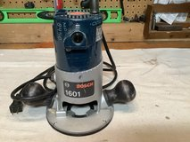 Bosch 1601 router in Vacaville, California