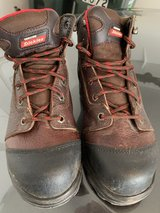 Dickies Steel Toed Work Boots in St. Charles, Illinois