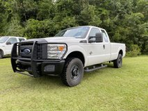 2015 FORD F-250 SUPER DUTY, EXT CAB, 4X4, 6.7 POWER STROKE DIESEL in Wilmington, North Carolina