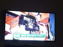 """im selling my flat screen tv smart 50"""" with remote pick up only in 29 Palms, California"""