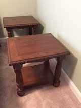 SOLID  WOOD END TABLES in Perry, Georgia