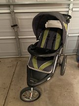 Baby Trend Expedition jogging stroller in Plainfield, Illinois