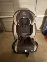 Evenflo Maestro harness booster car seat in St. Charles, Illinois